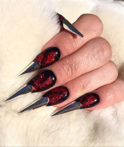 Badass Nail Designs Best Nail Designs 2018