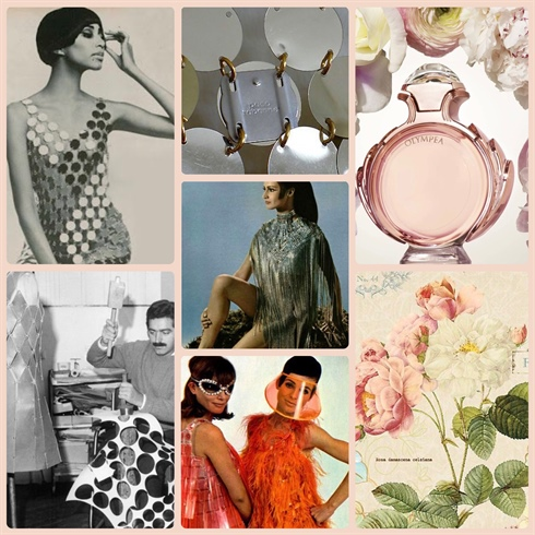 Create an inspirational moodboard.