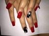 Red + Black + 3D Design