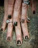 Shimmering Leopard
