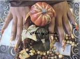 autumn stilettos