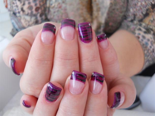 Tip Designs For Gel Nails