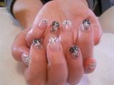 Acrylic on natural nails!