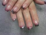 Custom Glitter Fade