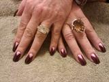 Hand polished Twist I