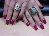 Hand polished Twist II