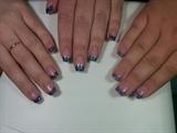 Purple & Blue Rockstars