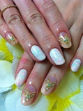 Rococo & Marble Nails