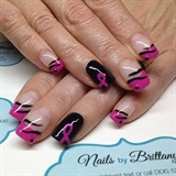 Breast Cancer Awareness Pink/Black