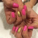 Presto Pink & Gold