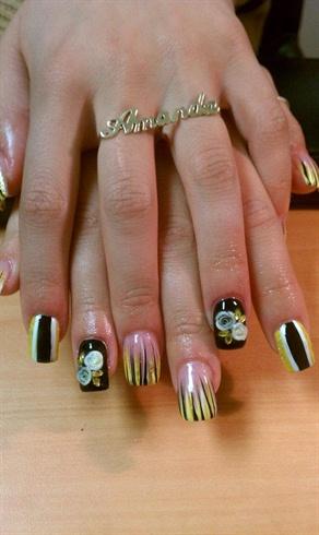 Boston Bruins Nails!