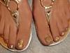 Glitter Gel (Rock Star) Toes