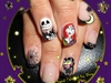 Nightmare Halloween Nails 2010