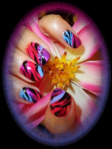 Tiger Nails 2011