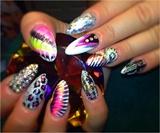 Petrina birthday Nails