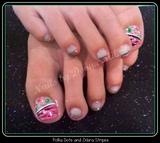 Polka Dots and Zebra Stripes