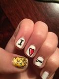 Lion Nails