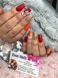 @Evon Nails & Spa -7135535350