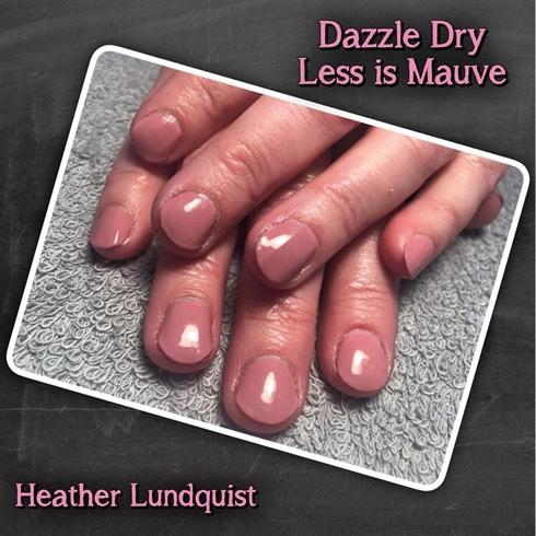 Dazzle Dry Manicure