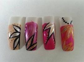 nail art: Floral Designs #3