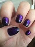Purple After Dark