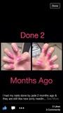 8 Weeks Re growth