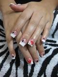 Pink & Whites - Lips & Stars