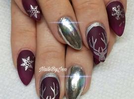 nail art: Sasha