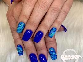 nail art: Savannah
