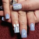Lilac Frillies