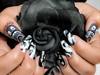 Bape Camo Nails