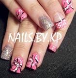 Birthday Nails!