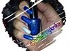 Blue Holografic