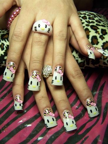 Hello Kitty/Cheetah