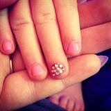 Baby Bling Nails