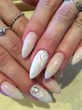 Classic Stiletto Nails