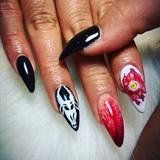 Creepy Nails