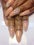 Bidazzle Nails