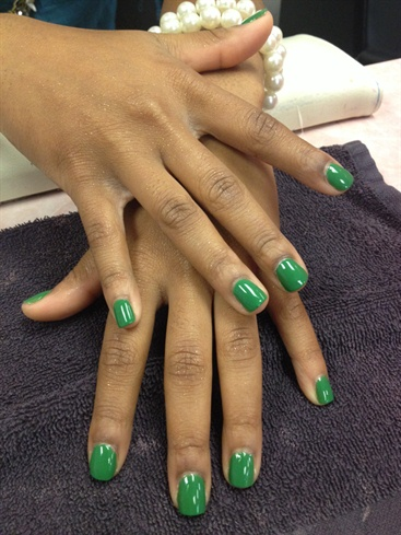 """ Basic Nail Manicure w 