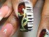 I paint like I hear music...
