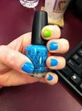 Springtime Manicure