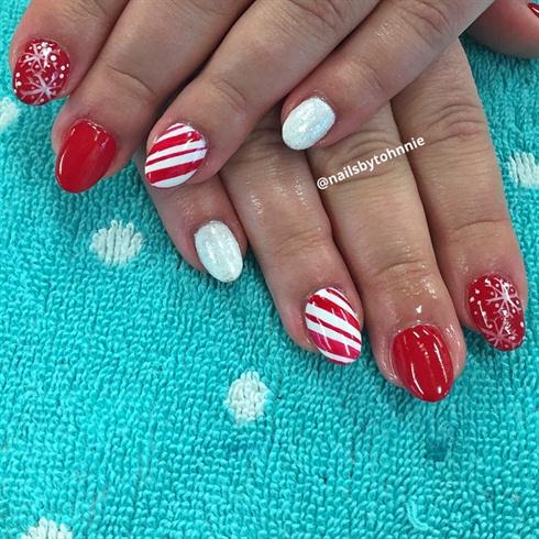 Christmas Nails Nail Art Gallery