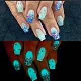 Glow Up Nails