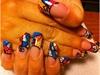 my britto nails