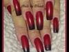 Red to Black Matte