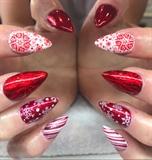 Christmas Nails 2017