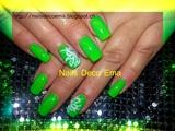 vert neon