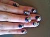 Blue Sailor Nails