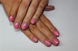 Cusrom made pink