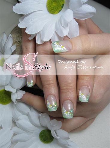 Spring Inpressions: Chamomile Flower
